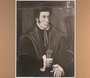 Portret van Cornelis van Campene (1516-1567), echtgenoot van Josiene van Putten