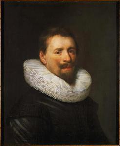 Portret van  Jacob van Brouchoven, echtgenoot van Emerentia Banningh