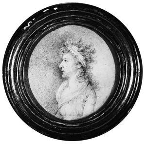 Portret van Henrietta Assuera Charlotte Juliana Alxandrina van Pallandt (1773-1855)