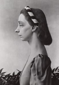 Portret van Johanna Charlotte van Boetzelaer (1910-?)