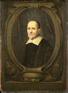 Portret van Cornelis Fransz. Eversdyck (1586-1666)