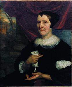 Portret van een vrouw, waarschijnlijk Aletta Lydius (1612-?)