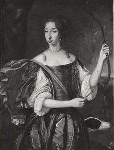 Portret van Tieth van Harinxma thoe Slooten (1652-1715)