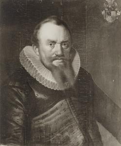 Portret van van een man Van Burmania