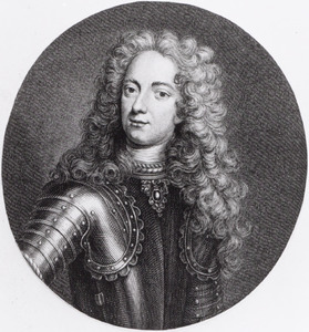 Portret van Johan Willem Friso Prins van Oranje- Nassau (1687-1711)