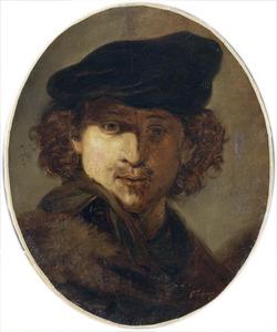 Rembrandts 'Zelfportret van Rembrandt'
