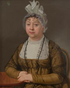 Portret van Sara Johanna des H.R. Rijksgravin van Hogendorp (1755-1828)