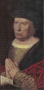 Portret van John Bourchier, 1st Baron Berners (?-1474)