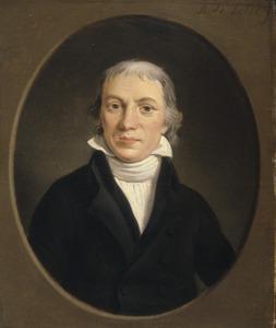 Portret van Gerrit Hesselink (1755-1811)