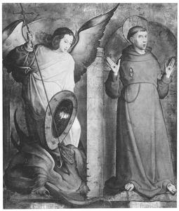 De HH. Michael en Franciscus