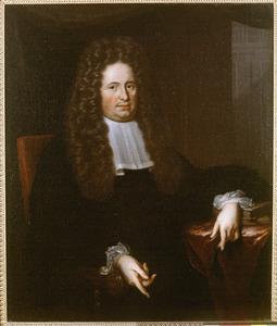 Portret van Jacob Boreel (1630-1697)
