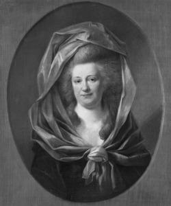 Portret van Machtelina Christina Lestevenon (1741-1788)