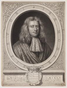 Portret van Willem van Haren (1626-1708)