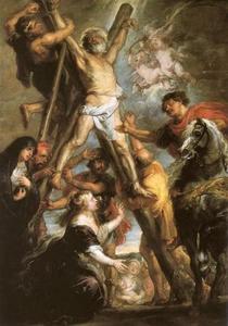 Het Martelaarschap van de heilige Andreas