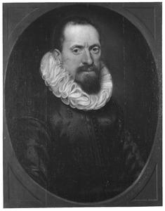 Portret van man, waarschijnlijk Jacob Simonsz Hollenboom (-1652)