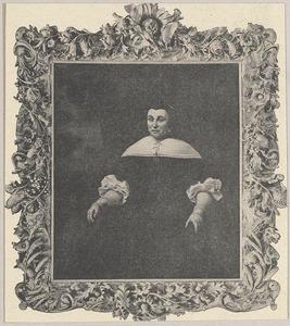 Portret van een vrouw, genaamd Anna van Gelder (1614-1685)