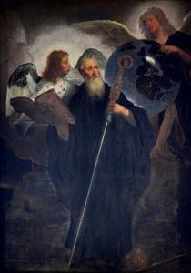 Het visioen van de Hl. Benedictus