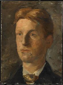Portret van Adriaan Pit (1860-1944)