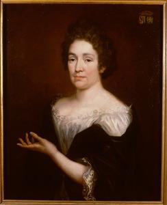 Portret van Sytske (Titia) van Coehoorn (....-1715)