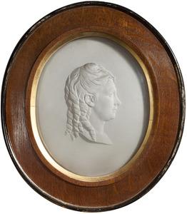 Portret van Jacoba Marcelina Sophia Gijswijt (1851-1937)