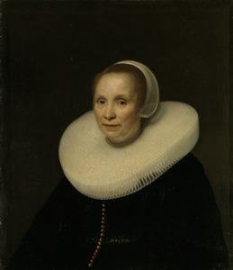 Portret van mogelijk Aefje Cornelisdr Welhouck