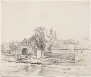 Gezicht op Neuenhaus bij Bentheim