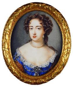Portret van Maria II Stuart (1662-1694)