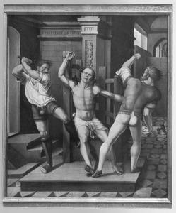 De marteldood van de H. Quintinus van Vermand