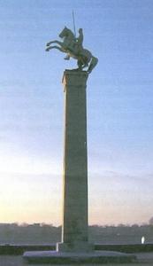 Ulanen monument