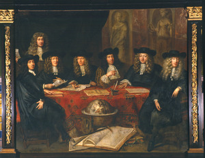 Bewindhebbers van de Hoornse Kamer der VOC