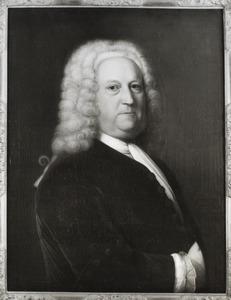 Portret van Dancker de Kempenaer (1668-1746)