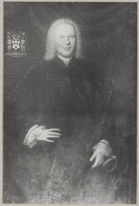 Portret van Diderick van Bleyswijck (1711-1763)