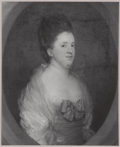 Portret van Johanna Cornelia van Gheel van Spanbroek (1737-1797)