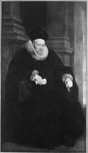 Portret van Alessandro Giustiniani-Longo (1554-1631)