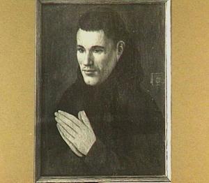 Portret van Gregorius Simpernel (....-1649)