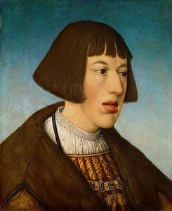Portret van Ferdinand I van Habsburg (1503-1564)
