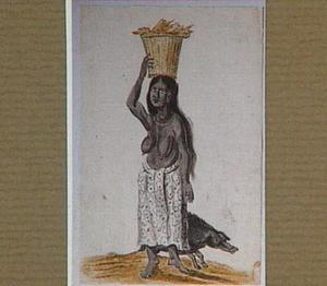 Inheemse vrouw