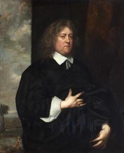 Portret van Sir William Paston (1610-1663)