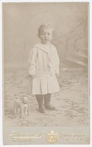 Portret van Hendrik Cornelis Johannes Barchman Wuytiers van Vliet (1907- )