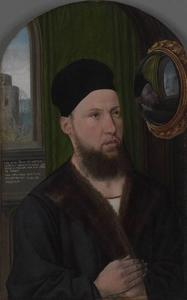 Portret van Johann von Melem