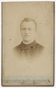 Portret van F. Vermeulen