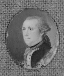 Portret van mogelijk Cornelis de Brauw (1728-1804)