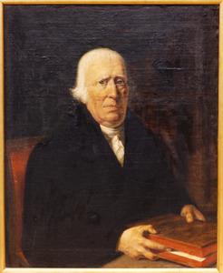 Portret van Gerrit Willem (van) Motman (1734-1823)