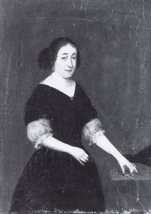 Portret van een vrouw, mogelijk Geertruid Bicker ( -1702)
