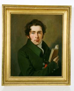 Portret van Salomon Pieter Scheltema (1801-1873)