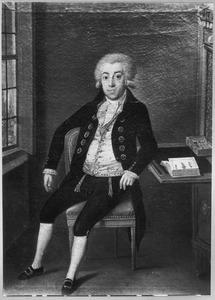 Portret van Sicco Tjaden Emmen (1765-1825)