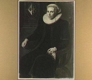 Portret van een vrouw op 30-jarige leeftijd