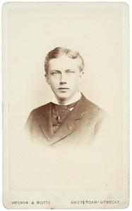 Portret van Marinus Leembruggen (1848- )