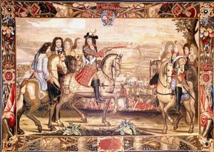 De val van Damgarten, 6 oktober 1675