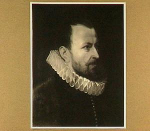 Portret van Nicolaas Rockox (1560-1640) , burgemeester van Antwerpen, echtgenoot van Adrianan Perez.